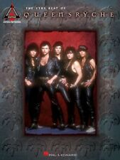 The Very Best of Queensryche Sheet Music Guitar Tablature NEW 000690670