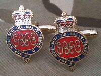 Grenadier Guards Military Cufflinks Cypher