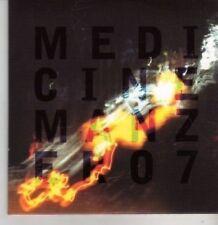 (BR51) Zero 7, Medicine Man - DJ CD