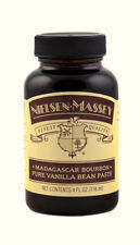 Vanilla Bean Paste - Pure - Madagascar Bourbon - 118 mL / 4 oz - Nielsen Massey