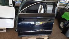 VW Passat 3C Variant Tür Vorne links Fahrerseite schwarz-met