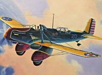 Curtiss Y1A-8 Shrike ORIGINAL PAINTING by Michael Boss