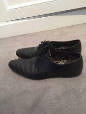 Chaussures Paul Smith Taille 9 43 Cuir Noir Tres Bon État
