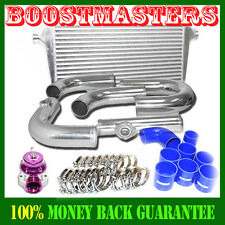 For Bolts on 05-08 Mustang GT Intercooler 31X13X3 & Piping Kit & BOV RS Type