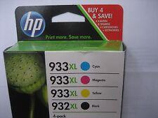 ORIGINAL SPARSET  C2P42AE officejet 7110  7610 CMYK 1x HP 932XL blk+No.933XL+CMY