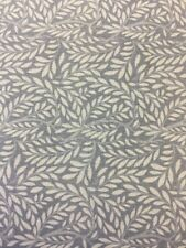Liberty of London Leaf Trail Fabric In Blue By Half Meter