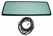 New Windshield Glass with 3 Pcs Seal Kit, For Jeep Wrangler YJ, 1987-1995