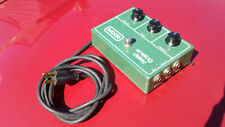 Vintage Green MXR analog Delay pedal.  Excellent condition.