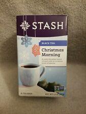 Stash Christmas Morning (18 bags)