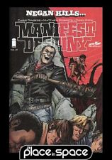 MANIFEST DESTINY #21 - WALKING DEAD NEGAN KILLS... COLOUR VARIANT