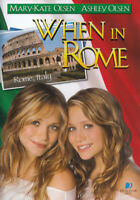 When In Rome (Mary-Kate & Ashley Olsen) (White New DVD