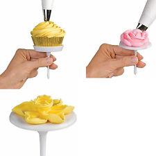 Pastry Icing Cream Cake Decoration Tools Sugarcraft Cupcake Stand Nails Set