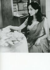 "MADHUR JAFFREY ""AUTOBIOGRAPHIE D'UNE PRINCESSE"" JAMES IVORY PHOTO CINEMA CM"