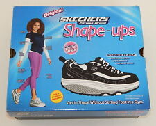 Womens Sketchers Shape Ups Size 9 walking exercise work out shoes