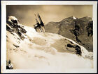 WHITE HELL OF PITZ PALU 1929 G.W. Pabst Mountains STILL #101