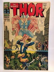 Thor (Vol 1) #138 VG 1st Print Marvel Comics