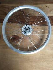 Brompton 3 / 6 speed rear BWR wheel wide range Sturmey Archer hub 🌏