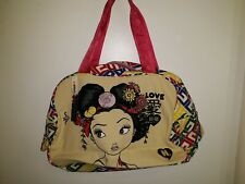 HARAJUKU A Fatal Attraction to Cuteness Lovers Purse hand Bag tote Canvas charm