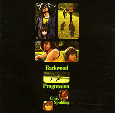 chris spedding - backwood progression  ( UK 1970) -  CD-re-release