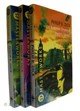 Philip K Dick Books 3 Book Collection Classic SF Science Fiction Masterworks New