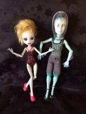 Monster High - Dance Class - Gil Webber And Lagoona Blue