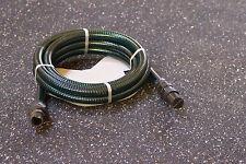 Saugschlauchgarnitur 4 m - 22 mm Schlauch - Außenbereich Garten -10°C bis +50°C