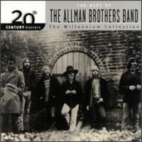 The Allman Brothers Band - 20th Century Masters [New CD]