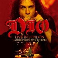 Dio-live in London Hammersmith Apollo 1993 CD