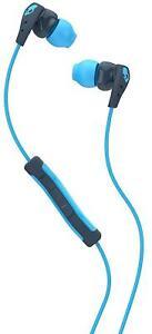 Skullcandy Method Sport Navy Blue Wired In Ear Headphones with Microphone