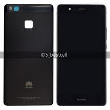 Huawei P9 Lite Schwarz LCD-Anzeige+Noten-Digital wandler Versammlung+deckung