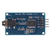 YX5300 UART Control Serial MP3 Music Player Module For Arduino/AVR/ARM/PIC  _JH