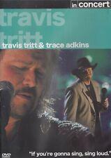 In Concert Travis Tritt & Trace Adkins - NEW All Regions DVD