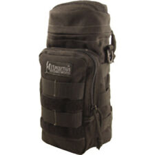 "Maxpedition Bottle Holder Black 0325B Measures 10"" x 4"". Padded with drainage gr"