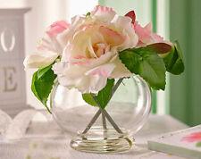 Glass Arrangements, Centerpieces&Swags Flowers