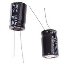 20pzs 35V 1000uF Condensadores electroliticos de aluminio 12x20mm T6Y7