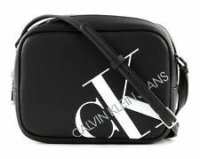 Calvin Klein CKJ Camera Bag Umhängetasche Tasche Black Schwarz