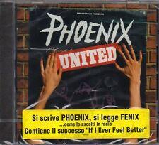 PHOENIX - UNITED - CD (NUOVO SIGILLATO)