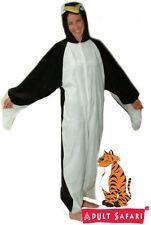 Adult Penguin Costume Animal Fancy Dress Costume Party Fish Ocean Water