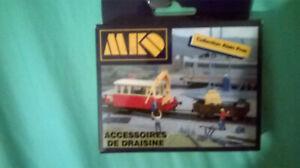MKD maquette à monter accessoires de draisine 465 NEUF