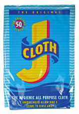 Original Blue J Cloths All Purpose Cloth Machine Washable - 50 Pack