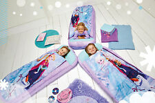 Pronto letto - Sacco a pelo Materasso gonfiabile Frozen Elsa Principesse Disney