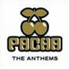 Pacha = the Anthems = Mason/FERRER/Cutler/Monténégro/AXWELL/DIAZ... = 3cd = groovesdeluxe