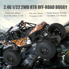 S-003 1/22 RC Off-Road Car 2.4G High Speed RC Buggy Cross-country Car U8F4