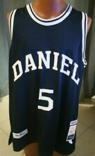 "Taylor & Madison Basketball Jersey -""Pistol"" Pete Maravich #5 Daniel H.S. -Sz 54"