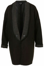 Topshop Polyester Knee Coats & Jackets for Women