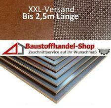 30mm Siebdruckplatte wasserfest Bodenplatte Sieb/Film 83?m² ZUSCHNITT SONDERMAßE