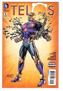 Telos #5 (April 2016, DC) NM- Neal Adams variant cover