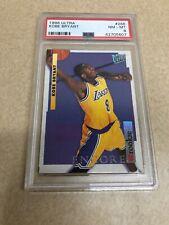 1996-97 Ultra Encore #266 Kobe Bryant Rookie Card Graded PSA 8