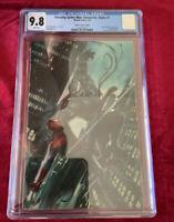 Amazing Spider Man: Venom Inc. Alpha #1 Granov Virgin Edition CGC 9.8