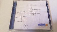 """CD """"EL DISC DE LA MARATO TV3 2013"""" CD 18 TRACKS PABLO ALBORAN KATE RYAN BLAUMUT"""